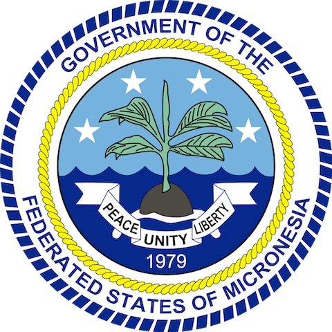 Government of FSM Logo